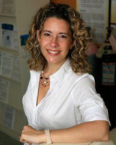 Kim Lavoie, titulaire de la Chaire de recherche en médecine comportementale